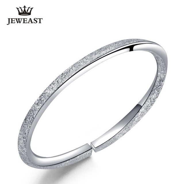 Frosted Many Stars Shape 999 Sterling Silver Bracelet Opened Solid Bracelet Bracelets For Women Hot Selling Jewelry Gift
