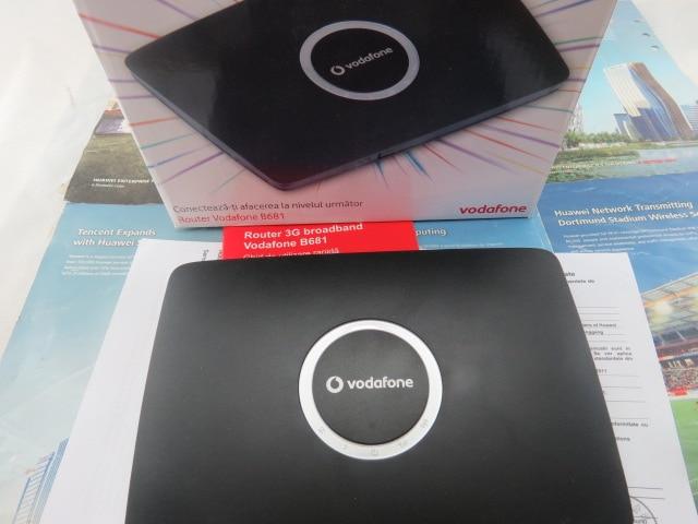 \\Huawei B681 HSPA+ 900/2100Mhz 28.8Mbps Wireless Gateway Router huawei b593u 91 lte tdd2300 2600mhz b38 b40 dc hspa 3g 900 2100mhz mobile wireless cpe router