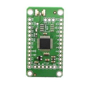 Image 1 - Drahtlose LoRa modul entwicklung bord 3,3 V verwenden können für RFM69C RFM69CW RFM12B RFM69HC RFM69HCW RFM95 RFM96 RFM98 RFM22B RFM23B