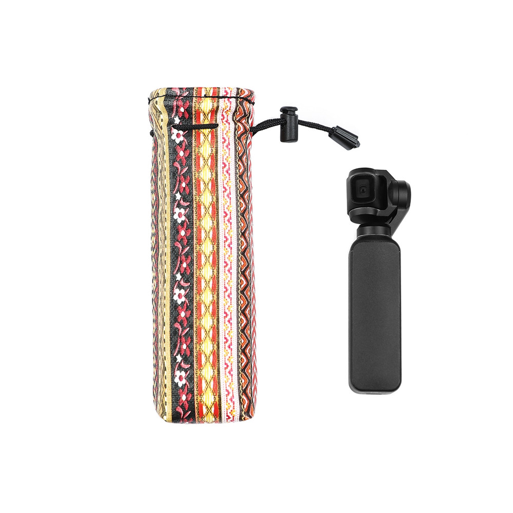 Storage Bag Carrying Case Gimbal Accessories for DJI OSMO Pocket Case Carrying Bag For Osmo Pocekt/Smartphone/Wireless Headph Price $3.29