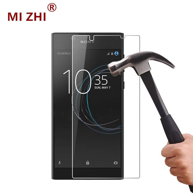 Tempered Glass For sony xperia l1 Glass For sony xperia m 2 e 5 4g 3 xa c 5 3 4 ultra LT26i L36h Screen Protector Film 2.5D HD
