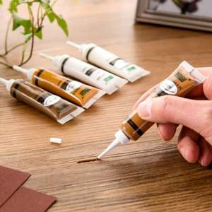 Cream-Paint Marker Wax Furniture Scratch-Filler-Remover Touch-Up-Kit Repair-Patch Wood