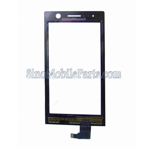 For Sony Xperia U ST25i ST25 Kumquat Touch Screen Digitizer Replacement+ Free Hongkong Tracking