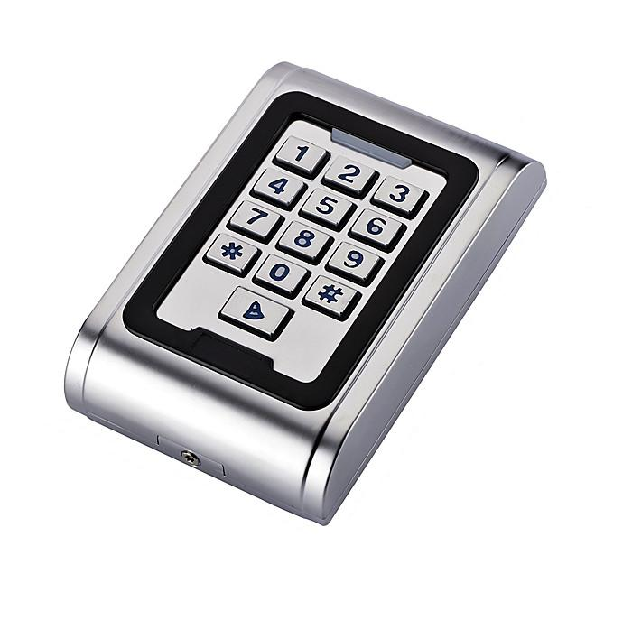 100% Waterproof IP68 Access Control Stainless Steel Machine Metal Access Control RFID Access Can Put In Water ip68 100% waterproof metal access control keypad rfid card reader for door access control system can put inside water