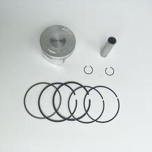 Детали двигателя мотоцикла 655 мм поршневой комплект колец для