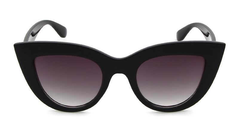 HTB14B1dRpXXXXa3apXXq6xXFXXX9 - Women's cat eye sunglasses ladies Plastic Shades quay eyewear brand designer black pink sunglasses PTC 221