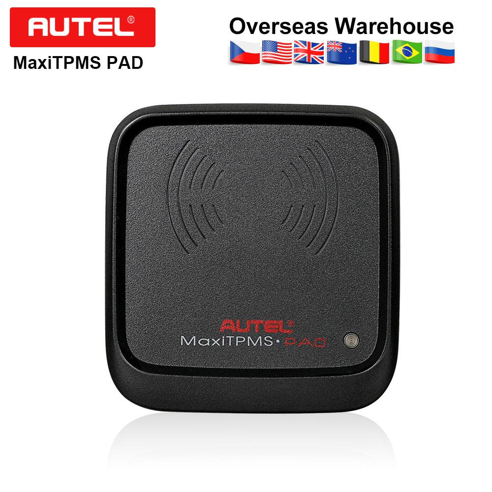 Autel MX Sensor 433MHZ 315MHZ obd ii Programmable Universal TPMS Sensor Support Program With tire pressure