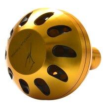 Gomexus Reel Power Knob For Shimano A Daiwa S Sedona Stella FI Nasci Certate Reel Direct 3k-4k, Penn Spinfisher Reel 38mm Drill