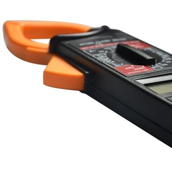 DT-266 LCD Display AC DC Multimeter Elektronische Tester Digital Clamp Meter