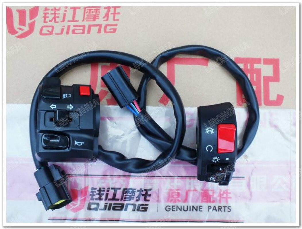 Accesorios de Motos Benelli BJ600GS Huanglong Versión Europea de BN600 Izquierda