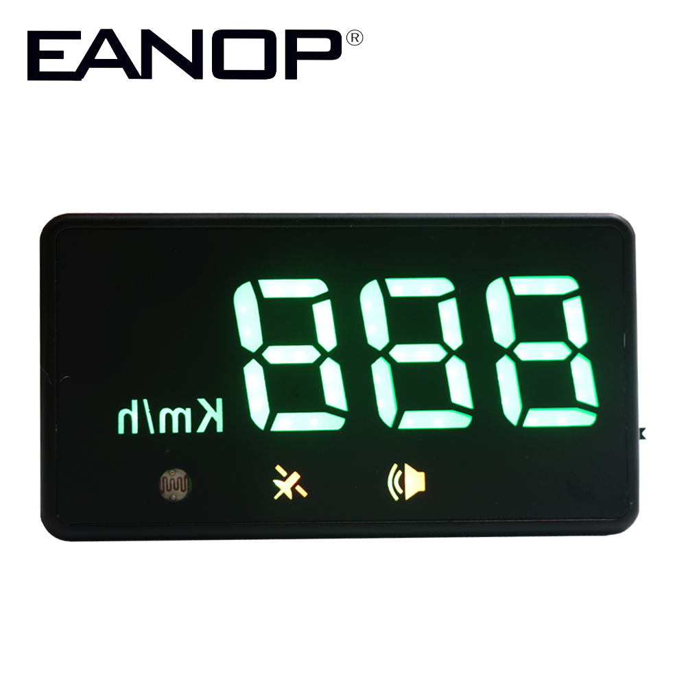 buy eanop mini smart car hud head up. Black Bedroom Furniture Sets. Home Design Ideas