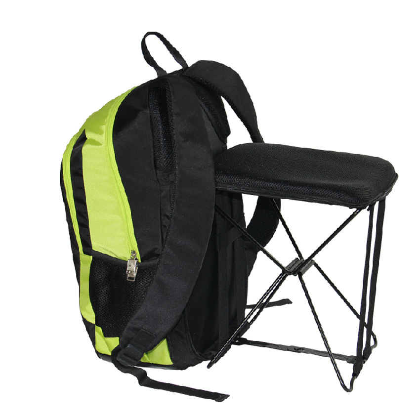 Fishing Chair Bag Outdoor Mountaineering Trekking Camping Men And Women Travel Shoulder Bag Large Capacity Multi-function Sports Bags Sports & Entertainment