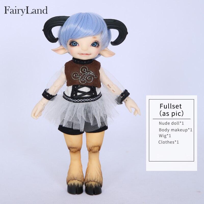 Image 5 - Fairyland RealFee Pano 1/7 BJD куклы из смолы SD игрушки для  детей друзья сюрприз подарок для мальчиков девочек день рожденияКуклы