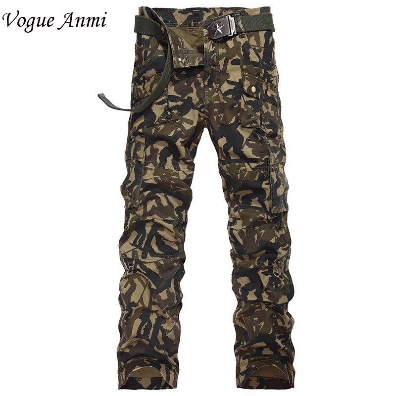 Popular Military Camo Cargo Pants-Buy Cheap Military Camo Cargo ...