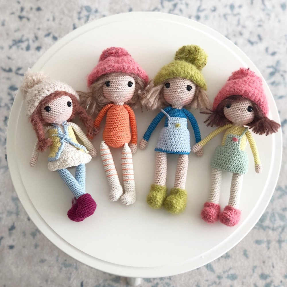 Lol bebek😀 - Olcayin amigurumi oyuncaklari | Facebook | 1000x1000