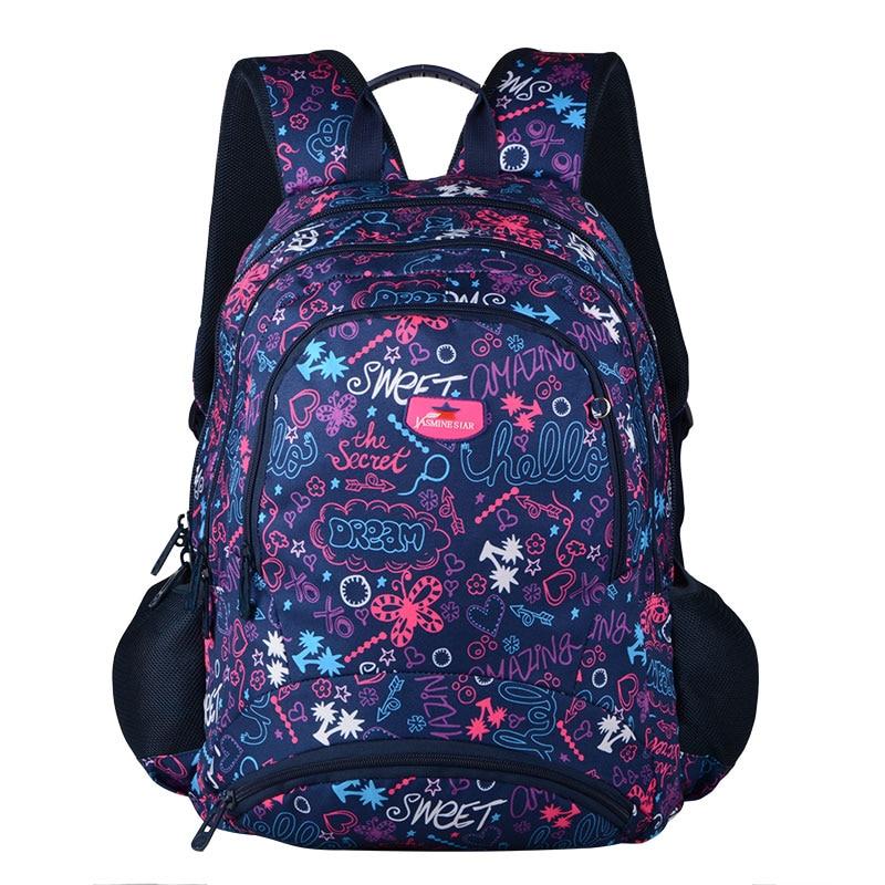 New Backpacks For Teenage Girls Fashion School Backpacks Kids Large Capacity Laptop School Bags For Teenagers