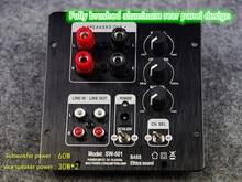 ซับวูฟเฟอร์เครื่องขยายเสียง2.1เครื่องขยายเสียงดิจิตอลทั้งหมดIntegrated Power Amplifier Boardอิสระ2.0เอาต์พุต