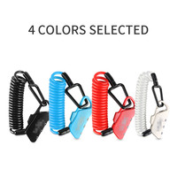 Mini bicycle Lock 1200mm Bicycle Cable Lock 3 Digit Combination Anti theft Bike Bicycle Lock Fold Backpack Cycling Helmet