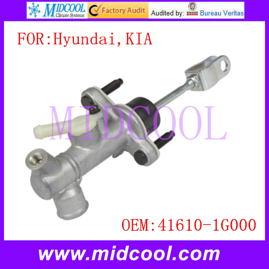 Nouveau maître-cylindre d'embrayage automatique utilisation OE NO. 41610-1G000 pour Hyundai Accent KIA Rio