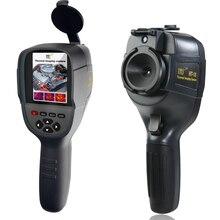 Caméra dimagerie thermique numérique IR portative, détecteur de température, infrarouge, pour chaleur, compatible avec stockage/FLIR thermique, HT 18