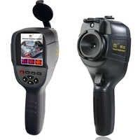 HT-18 poche IR numérique détecteur d'imageur thermique caméra infrarouge température chaleur avec stockage match cherche/FLIR thermique