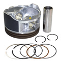 Motorcycle 85mm Piston & Piston Ring Kit for Honda XR400 XR 400 1996-2004