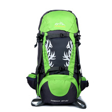 50L Climbing Rucksack Sport Bag Outdoor Backpack Waterproof Mountaineering Hiking Backpacks Camping waterproof Bag