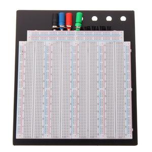 Image 4 - ใหม่ 3200 Hole การทดสอบ Solderless Breadboard PCB ต้นแบบบอร์ดโมดูลสำหรับ Arduino