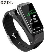Gzdl Bluetooth Smart сердечного ритма шагомер устройства Smart Браслет Спорт, здоровье, фитнес трекер ответ на вызов браслет WT8134