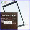 Бесплатная доставка 10.1 ''дюймовый сенсорный экран, 100% Новый Черный для roverpad небо q10 3 г a1031 сенсорная панель Tablet PC сенсорная панель дигитайзер