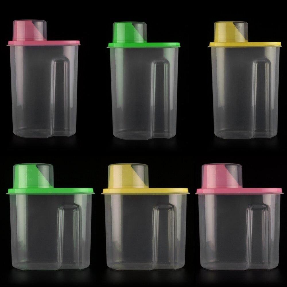 MC40 Plastic Grain Dried Food Cereal Storage Dispenser Rice Container Box  Holder In Storage Bottles U0026 Jars From Home U0026 Garden On Aliexpress.com |  Alibaba ...