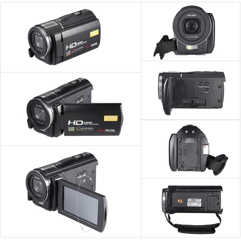 16x Zoom 24MP digitalni fotoaparat Video kamkorder 3.0 inčni LCD - Kamera i foto - Foto 5