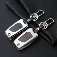 High Quality Car Styling Key Cover Case For Toyota RAV4 Corolla Prius Hilux Camry Highlander Prado