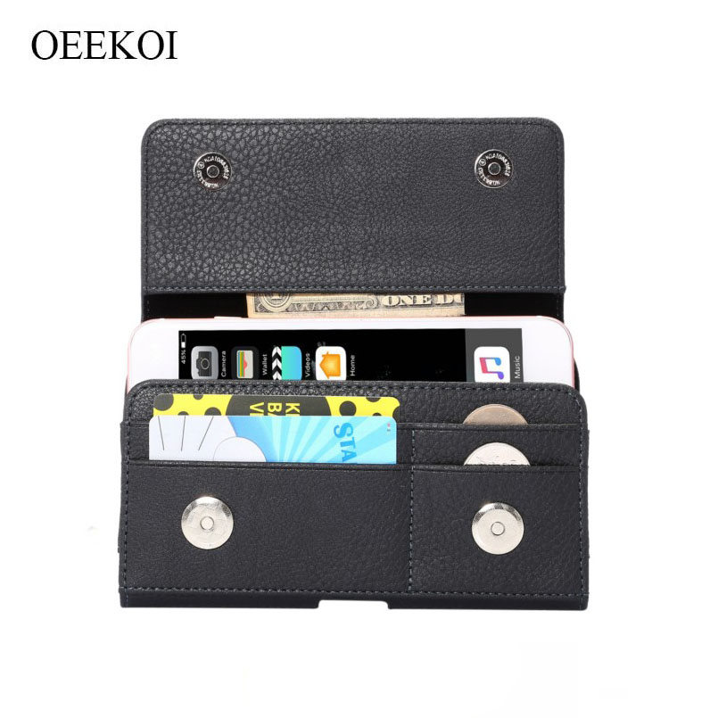 Cellphones & Telecommunications Practical Oeekoi Lichee Pattern Card Slots Holder Pouch Case For Panasonic Eluga X1 Pro/x1/ray 550/ray 700/i3 Mega/pulse X/ray X/switch