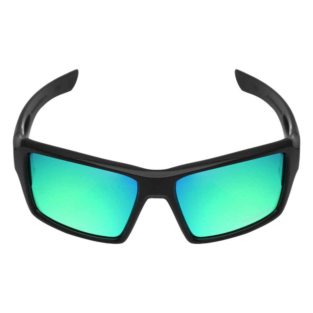 6a67fcfafc ... shop mryok polarizadas resistir mar reemplazo objetivos para oakley  eyepatch 2 gafas de sol verde esmeralda ...