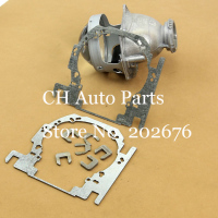FREE SHIPPING, CHA VW MAGATON SPECIAL BRACKET HOLDER FOR LOW BEAM PROJECTOR LENS, TO INSTALL Q5 HELLA LENS