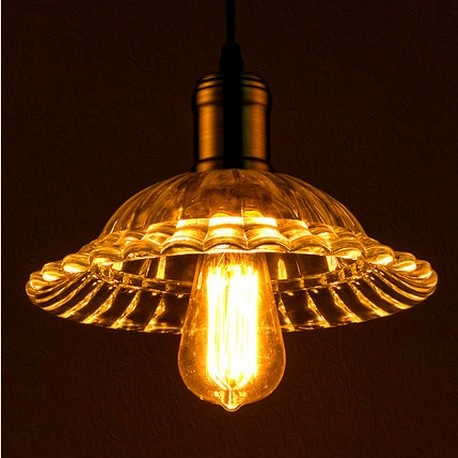 American Loft Style Iron Glass Edison Pendant Light For Dining Room Hanging Lamp Vintage Industrial Lighting Lamparas Colgantes loft style iron retro edison pendant light fixtures vintage industrial lighting for dining room hanging lamp lamparas colgantes