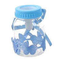 50pcs Lot Baby Bottle Candy Box Party Supplies Baby Feeding Bottle Wedding Favors Gifts Box Baby