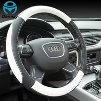 2016 New Adicolo Four Elegant Luxury Car Steering Wheel Cover Four Trend Odorless Sets 38cm