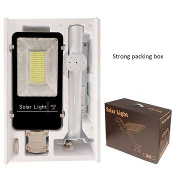 Led Solar Street light Outdoor Led Solar Light Waterproof Solar Panel Remote Control 100 W Solar Led Street Light Garden Lamp 4