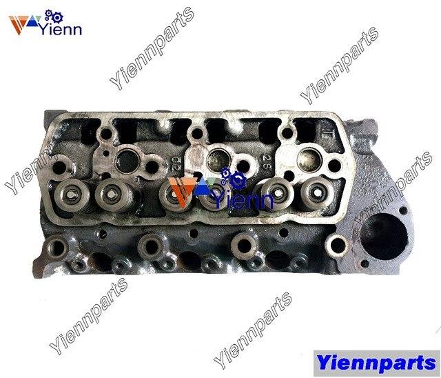for mitsubishi k3d cylinder head assy mm408814 used part fit iseki rh aliexpress com parts manual kohler kt17 parts manual ksgg700ess