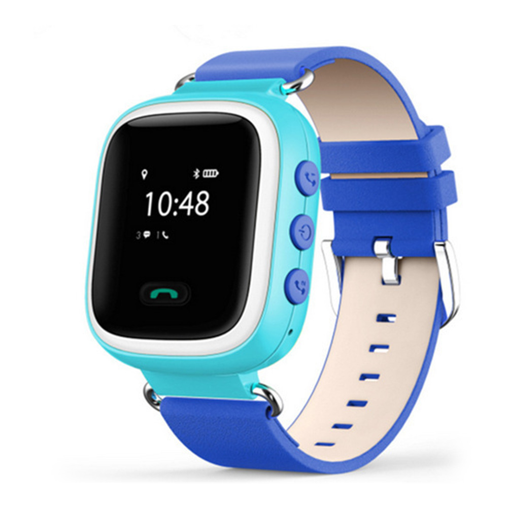 Q60 GPS GSM GPRS Смарт-часы Reloj intelligente локатор трекер анти-потерянный Remote Monitor SmartWatch лучший подарок для детей дети