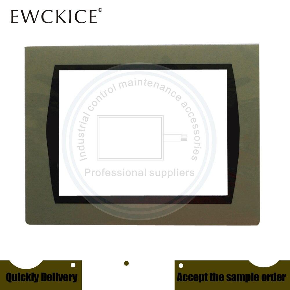 NEW PanelView C1000 2711C-T10B 2711C-T10T HMI PLC Front label Industrial control sticker