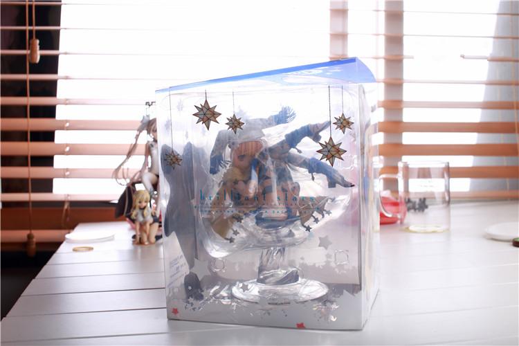 Flare Misato Mitsumi Artwork Collection Ririka Brilliant Stars Figure In Box