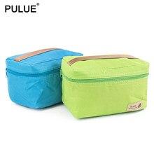 Новые практичные маленькие портативные водонепроницаемые сумки-охладители банки для вина, еды, свежего льда, теплоизоляция, сумка для пикн...