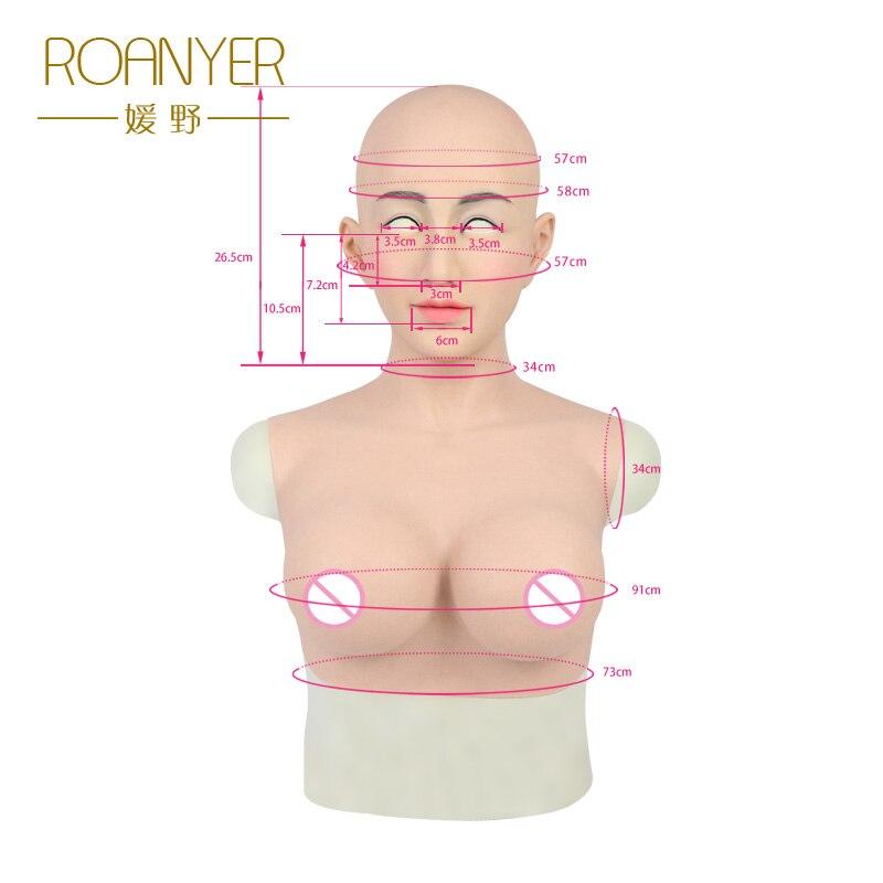 Роуньер Мэри қызметшi силикон шынайы - Денсаулық сақтау - фото 2
