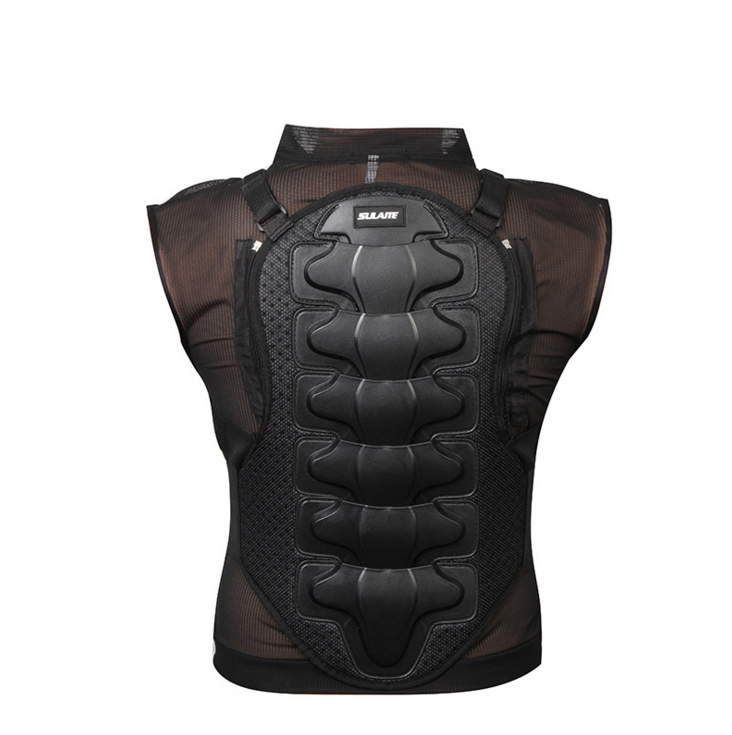 Motorcycle Body Protector Moto Backpiece Motocross Protection Backside Protective Armor men Clothing Drop Resistance vest