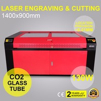 220 В источника питания 130 Вт лазерная гравировка машины гравер машины Co2 лазерный гравер корабли резки водяного охлаждения
