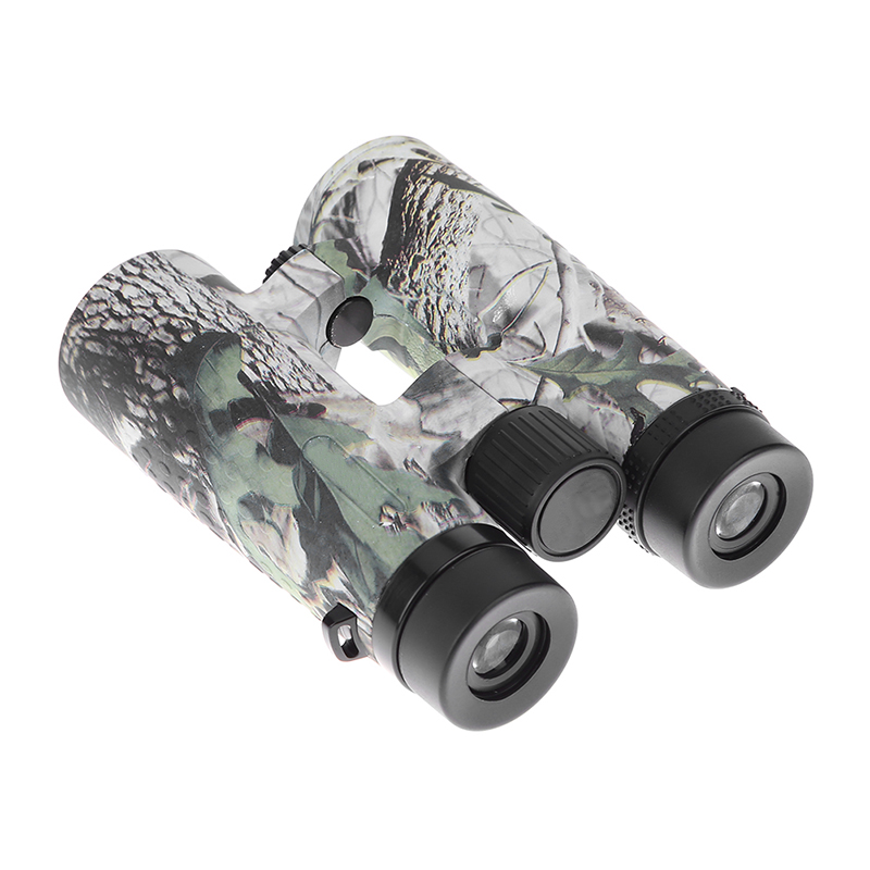 Outdoor 8X42 High Magnification HD Night Vision Zoom Waterproof Handheld Binocular Telescope for Bird watching Hiking Hunting 60mm 15x magnification hd telescope w glimmer night vision black