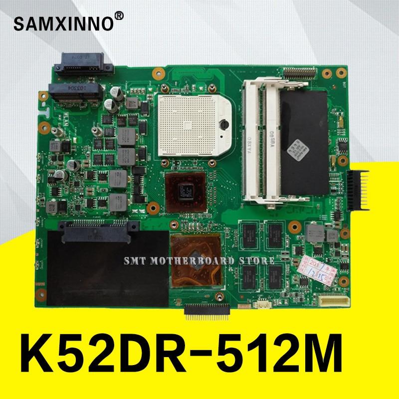 HD5470 K52DR Motherboard Para ASUS A52DE K52DE A52DR K52D laptop Motherboard Mainboard K52DR K52DR Motherboard teste 100% OK for asus k52 x52j a52j k52j k52jr k52jt k52jb k52ju k52je k52d x52d a52d k52dy k52de k52dr audio usb io board interface board